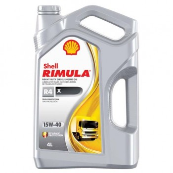 SHELL RIMULA R4 15W40 GALON