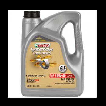 CRB 15W40 VECTON CAM EXT GALON
